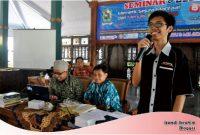 Pembicara Seminar - Izandi