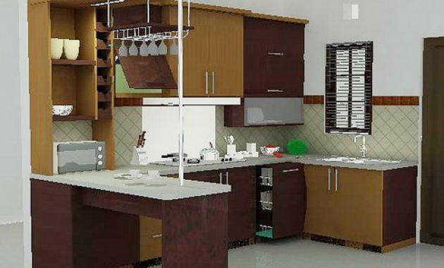 Contoh Desain Dapur Minimalis