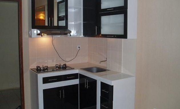 Furniture Dapur Minimalis