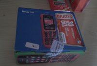 Nokia 101 HP Dual SIM