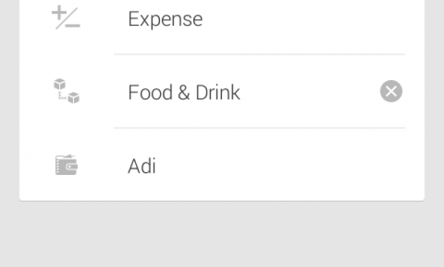 Aplikasi Pencatat Keuangan Android Money Lover