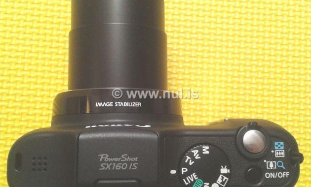 Zoom Lens Canon PowerShot