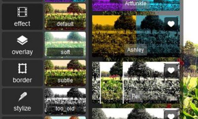 Aplikasi Edit Foto Instagram PC