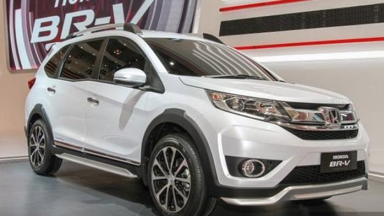 Spesifikasi dan Harga Honda BR V