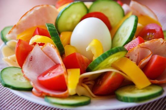 makanan sehat dan lezat